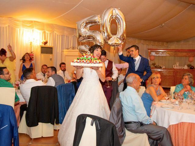 La boda de Fran y Pamela en Brunete, Madrid 40
