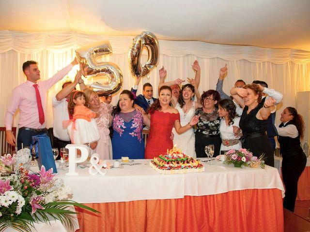 La boda de Fran y Pamela en Brunete, Madrid 41