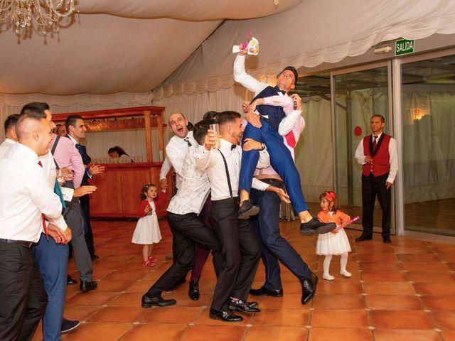 La boda de Fran y Pamela en Brunete, Madrid 42