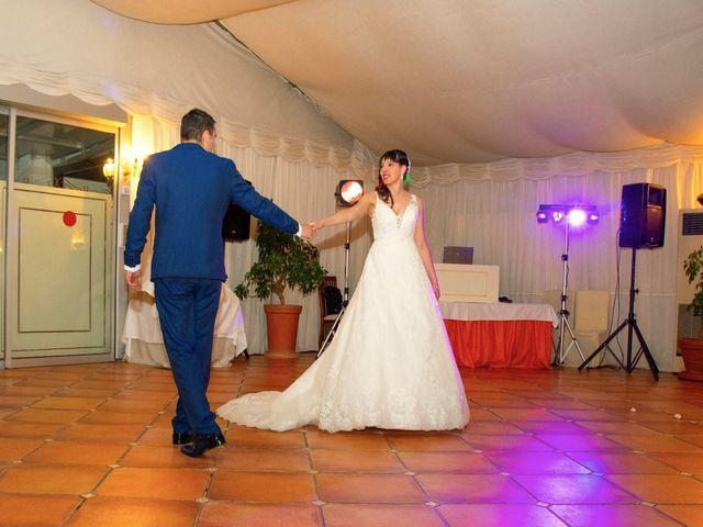 La boda de Fran y Pamela en Brunete, Madrid 43