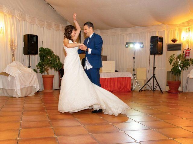 La boda de Fran y Pamela en Brunete, Madrid 44
