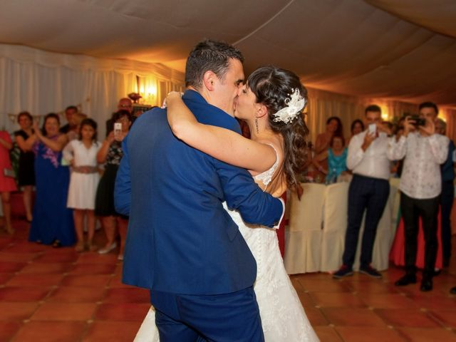 La boda de Fran y Pamela en Brunete, Madrid 45