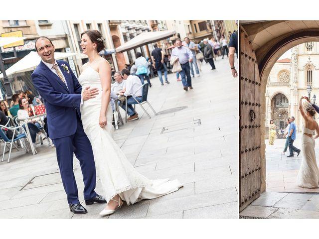 La boda de Adrés y Shara en Oviedo, Asturias 14