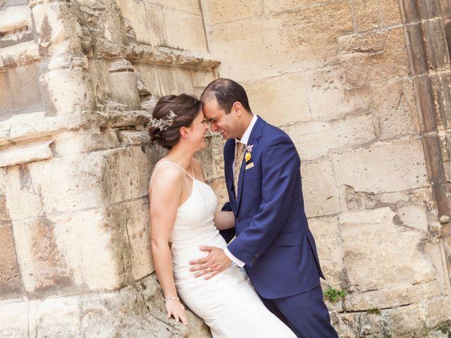La boda de Adrés y Shara en Oviedo, Asturias 10