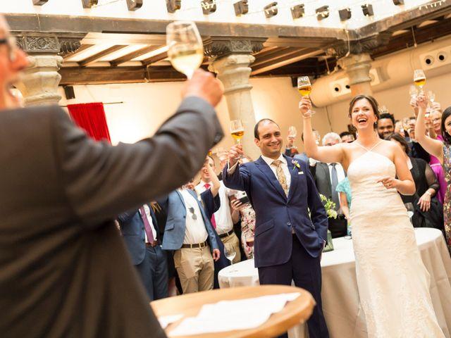 La boda de Adrés y Shara en Oviedo, Asturias 21