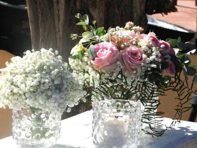 La boda de Nuria y Carlos en Blanes, Girona 6