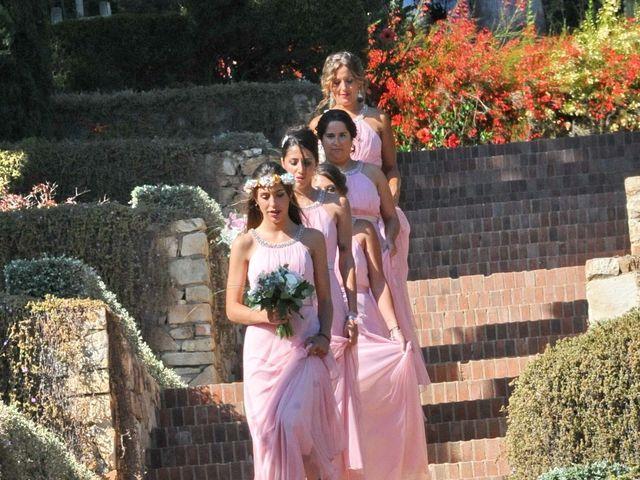 La boda de Nuria y Carlos en Blanes, Girona 7