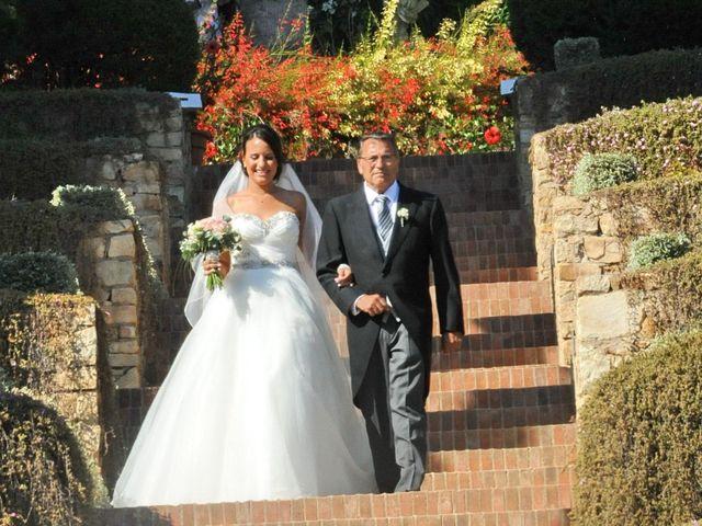 La boda de Nuria y Carlos en Blanes, Girona 9