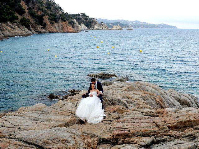La boda de Nuria y Carlos en Blanes, Girona 24