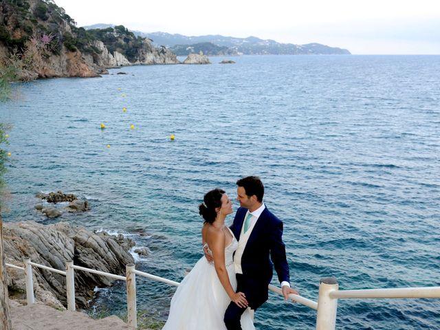 La boda de Carlos y Nuria