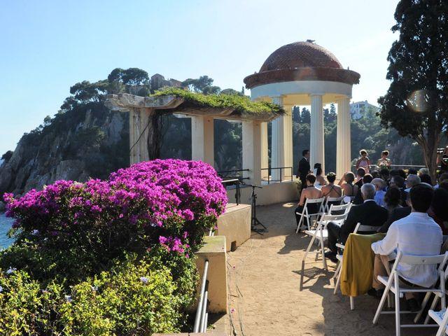 La boda de Nuria y Carlos en Blanes, Girona 26
