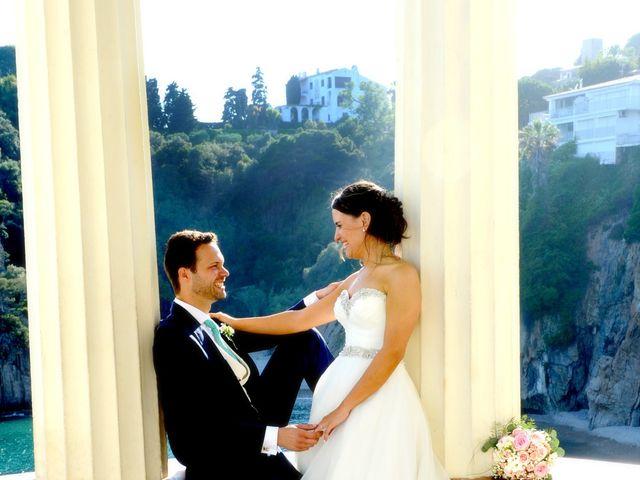 La boda de Nuria y Carlos en Blanes, Girona 27