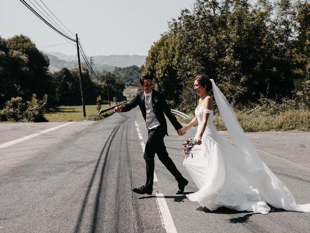 La boda de Ivan y Raquel en Villabona, Guipúzcoa 1