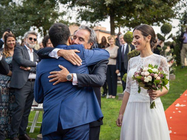 La boda de Pere y Laura en Sant Fost De Campsentelles, Barcelona 8