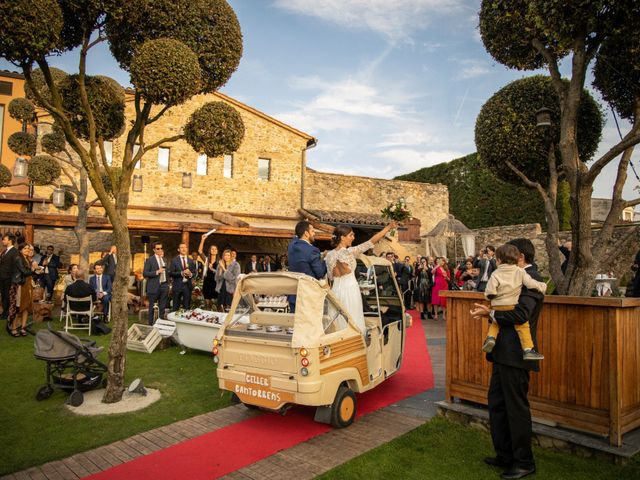 La boda de Pere y Laura en Sant Fost De Campsentelles, Barcelona 11