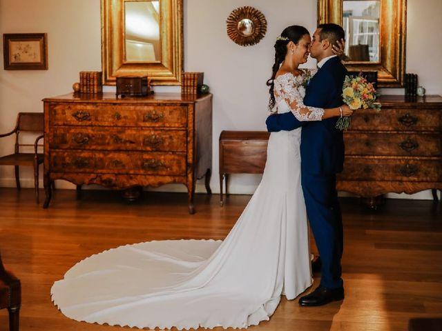 La boda de Teresa y Miguel