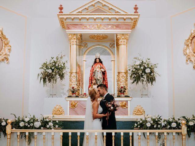 La boda de Nacho y Jenny en Almassora/almazora, Castellón 8