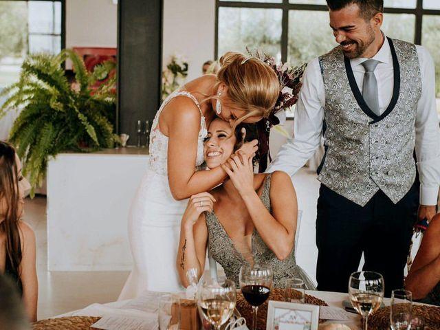 La boda de Nacho y Jenny en Almassora/almazora, Castellón 10