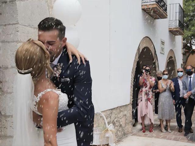 La boda de Nacho y Jenny en Almassora/almazora, Castellón 17