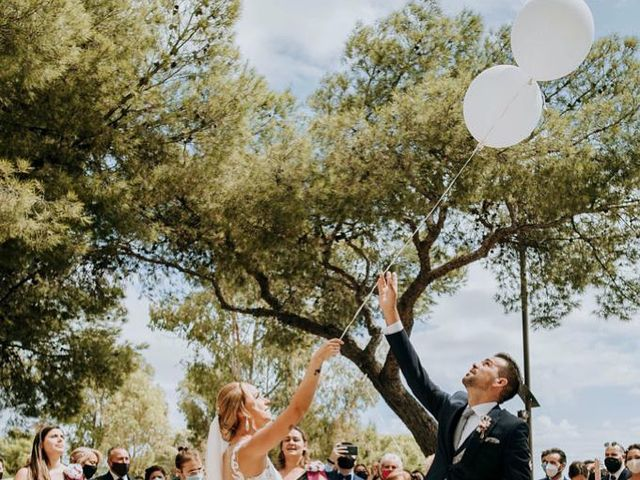 La boda de Nacho y Jenny en Almassora/almazora, Castellón 20