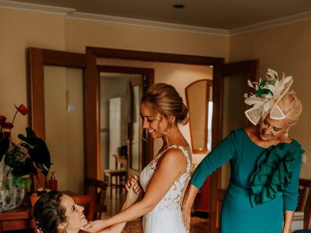 La boda de Nacho y Jenny en Almassora/almazora, Castellón 24