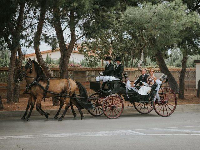 La boda de Nacho y Jenny en Almassora/almazora, Castellón 26