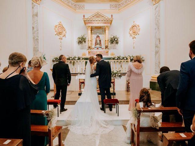 La boda de Nacho y Jenny en Almassora/almazora, Castellón 27