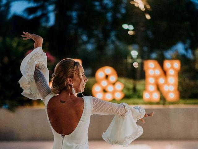 La boda de Nacho y Jenny en Almassora/almazora, Castellón 31