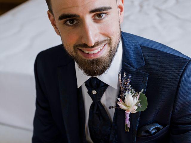 La boda de Karim y Aïda en La Garriga, Barcelona 1