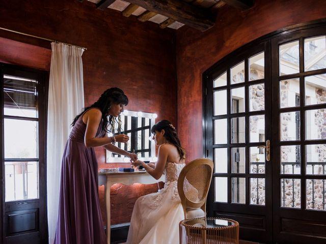 La boda de Karim y Aïda en La Garriga, Barcelona 21