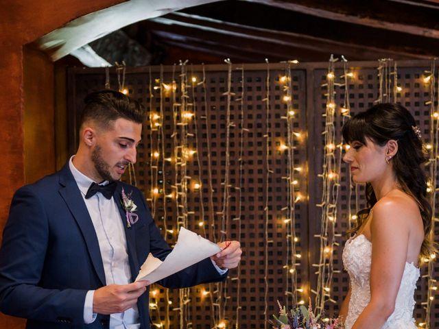 La boda de Karim y Aïda en La Garriga, Barcelona 27