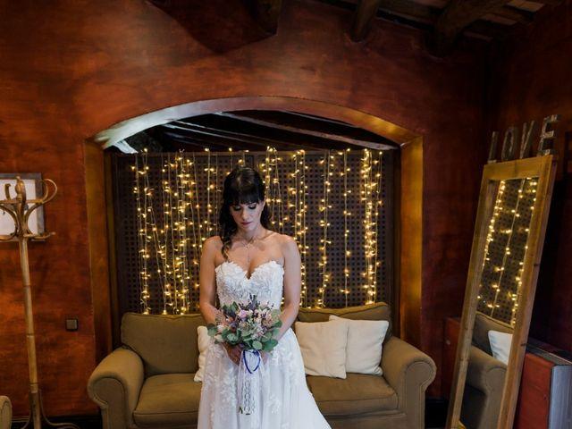 La boda de Karim y Aïda en La Garriga, Barcelona 28