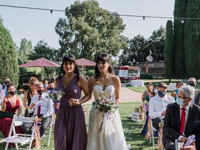 La boda de Karim y Aïda en La Garriga, Barcelona 32