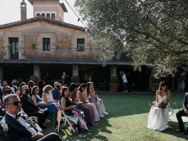 La boda de Karim y Aïda en La Garriga, Barcelona 34