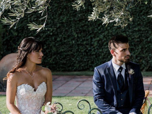 La boda de Karim y Aïda en La Garriga, Barcelona 35