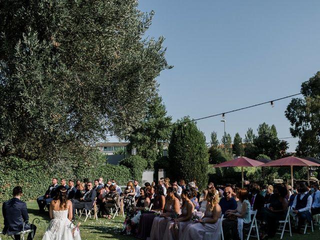La boda de Karim y Aïda en La Garriga, Barcelona 37