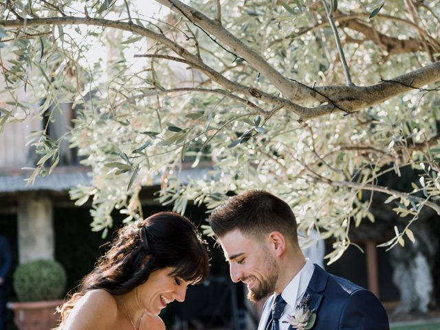 La boda de Karim y Aïda en La Garriga, Barcelona 38