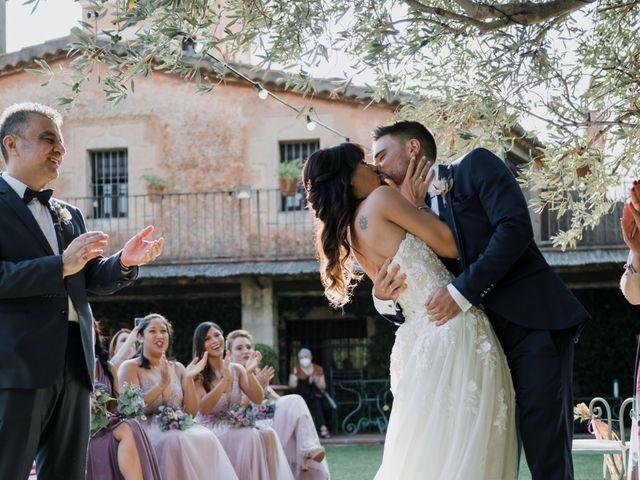 La boda de Karim y Aïda en La Garriga, Barcelona 39