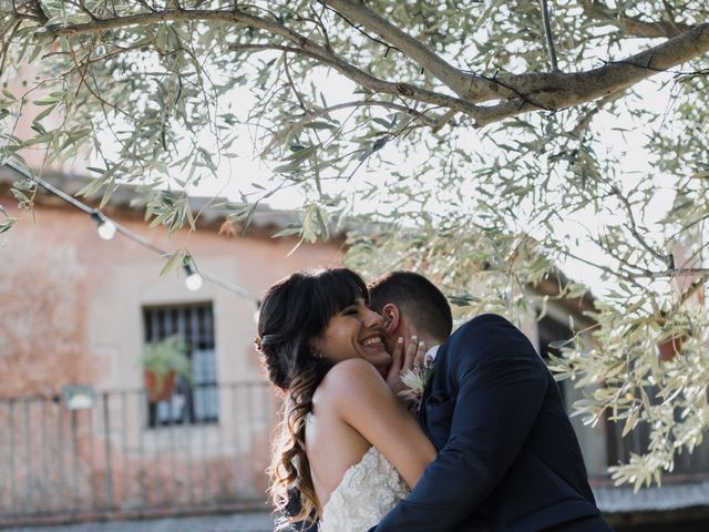 La boda de Karim y Aïda en La Garriga, Barcelona 40
