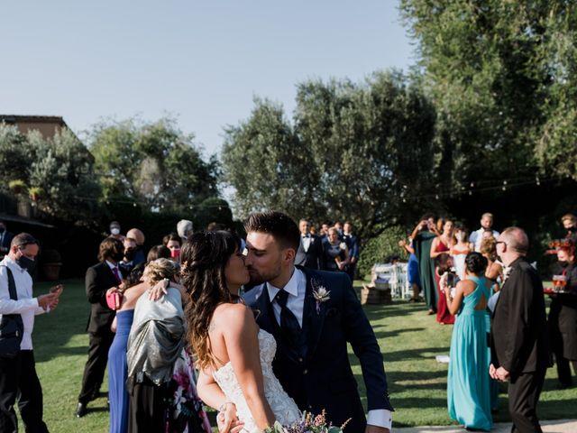 La boda de Karim y Aïda en La Garriga, Barcelona 41