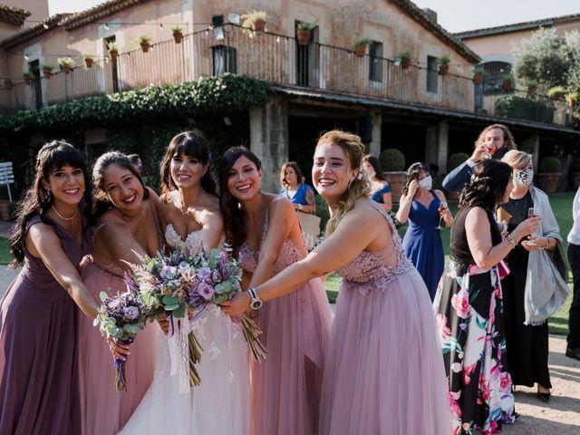 La boda de Karim y Aïda en La Garriga, Barcelona 43