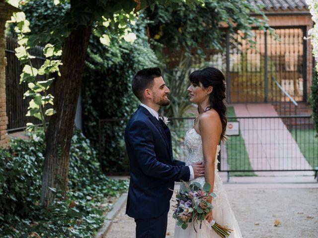 La boda de Karim y Aïda en La Garriga, Barcelona 44