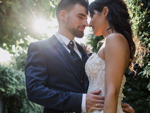 La boda de Karim y Aïda en La Garriga, Barcelona 45