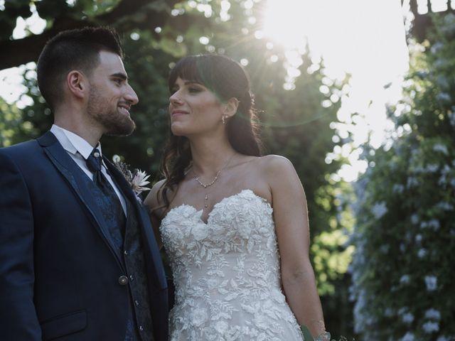 La boda de Karim y Aïda en La Garriga, Barcelona 50