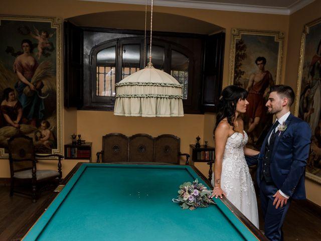 La boda de Karim y Aïda en La Garriga, Barcelona 51
