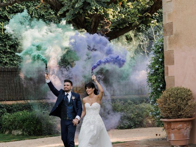 La boda de Karim y Aïda en La Garriga, Barcelona 53