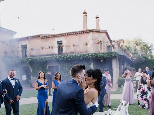 La boda de Karim y Aïda en La Garriga, Barcelona 54