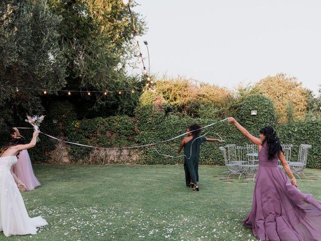 La boda de Karim y Aïda en La Garriga, Barcelona 56