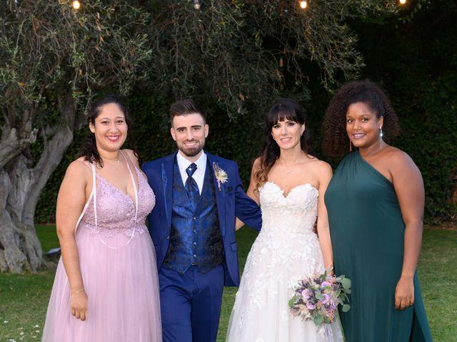 La boda de Karim y Aïda en La Garriga, Barcelona 61