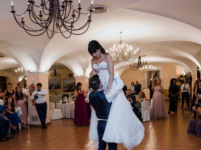 La boda de Karim y Aïda en La Garriga, Barcelona 75
